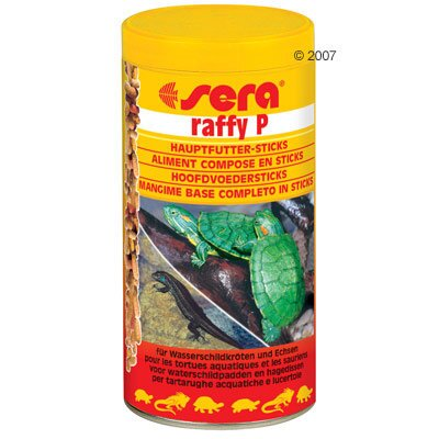 Sera USA Raffy P 100 ml Food for Reptiles