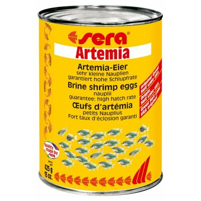 Sera USA Artemia Fish Food - 0.94 lb