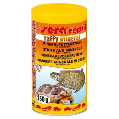 Sera USA Raffy Mineral Terrapin Food