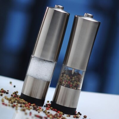 BergHOFF International Salt Shaker and Pepper Mill Set