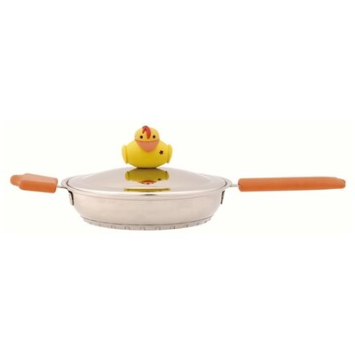 BergHOFF International Sheriff Duck 7&quot; Skillet with Lid