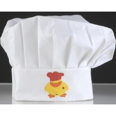 BergHOFF International Sheriff Duck Chef Hat