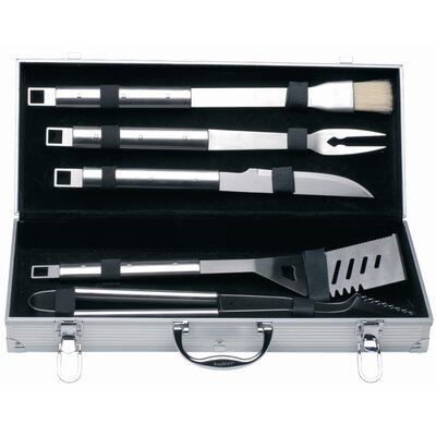 BergHOFF International Cubo6-Piece BBQ Tool Set