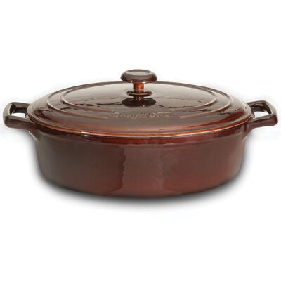 BergHOFF International Neo Cast Iron Oval Casserole