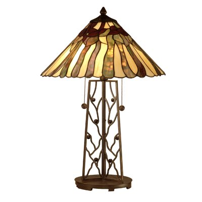 Dale Tiffany Tiffany 2 Light Table Lamp