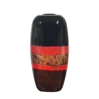 Ebony Broad Vase