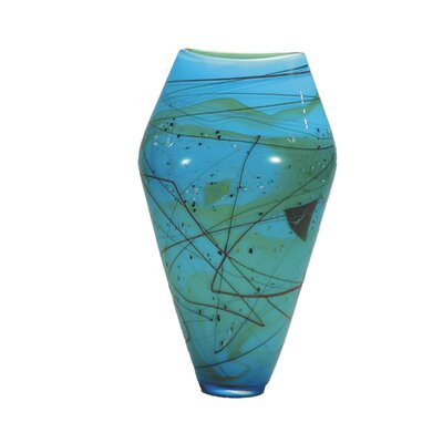 Mystic Jar Vase in Blue