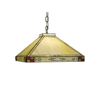 Dale Tiffany 3 Light Pendant