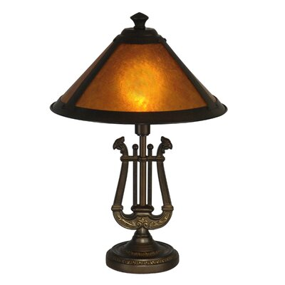 Dale Tiffany Freeport Mica Accent Table Lamp