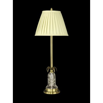 Dale Tiffany Buffet 1 Light Crystal Table Lamp