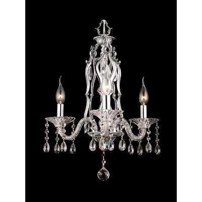 Careton 3 Light Chandelier