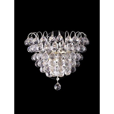 Dale Tiffany Harrison 2 Light Wall Sconce