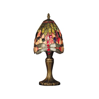 Dale Tiffany Vickers 1 Light Table Lamp
