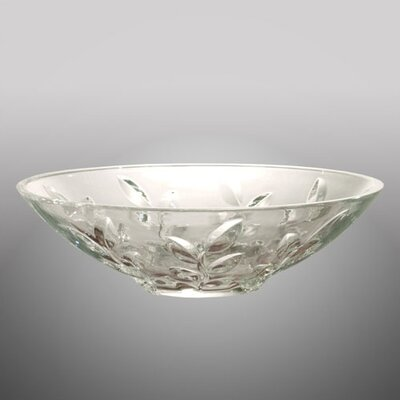 Dale Tiffany Leaf Vine Decorative Bowl