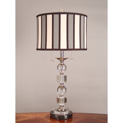 Dale Tiffany Electra 2 Light Table Lamp