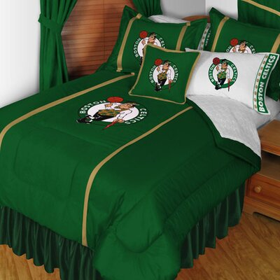Sports Coverage Inc. NBA Sidelines Comforter