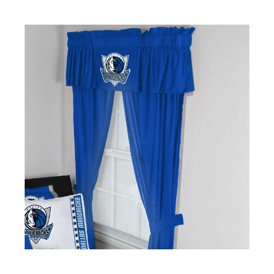 Sports Coverage Inc. NBA Window Treatment Collection