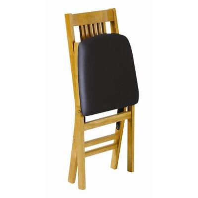 Stakmore Company, Inc. True Mission Wood Folding Chair (Set of 2)