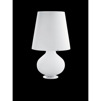 "FontanaArte Fontana 30.7"" H Table Lamp with Empire Shade"