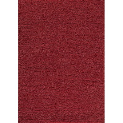 Vero Beach Red Lipstick Rug