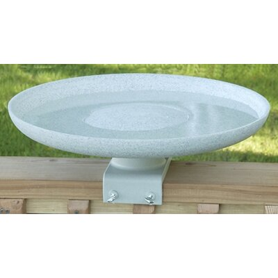Allied Precision Industries Kozybird Spa Heated Birdbath