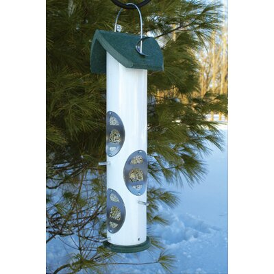 Audubon Going Green Seed Tube Feeder