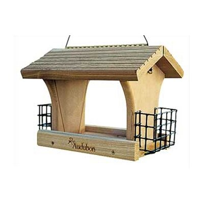 Audubon Large Ranch Feeder with 2 Suet Cages