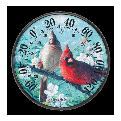 Chaney Thermometer Cardinals