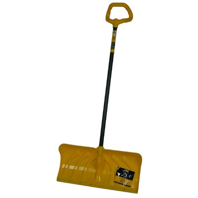 "Ames 24"" Poly Pusher Mountain Mover Snow Shovel"