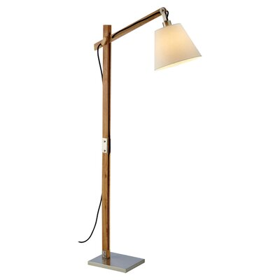 Adesso Walden 1 Light Floor Lamp
