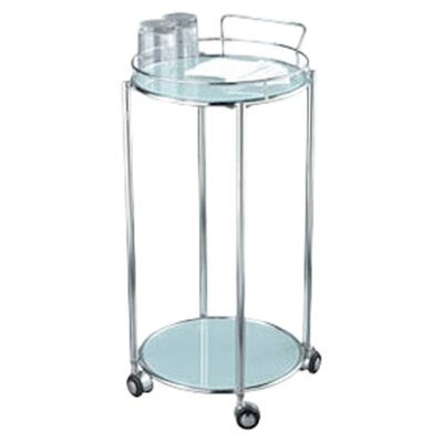 Adesso Cosmopolitian Serving Cart