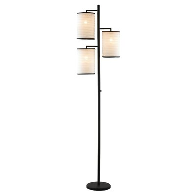 Adesso Bellows Tree Floor Lamp