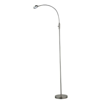 Adesso Eternity Flat Head Floor Lamp