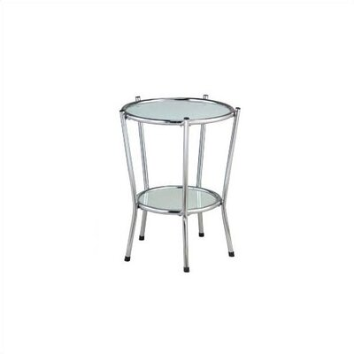 Adesso Cosmopolitian End Table