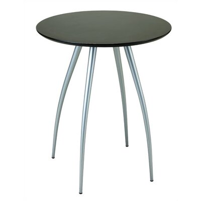 Adesso Cafe Table in Black