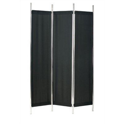Rita Folding Screen in Black