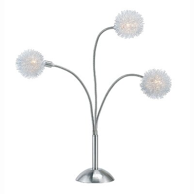 Adesso Pom Pom Table Lamp