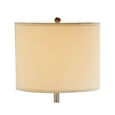 adesso hudson floor lamp reviews wayfair. Black Bedroom Furniture Sets. Home Design Ideas