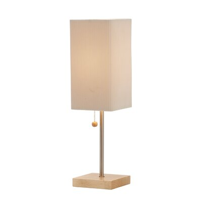 "Adesso Angelina 19"" H 1 Light Table Lamp"