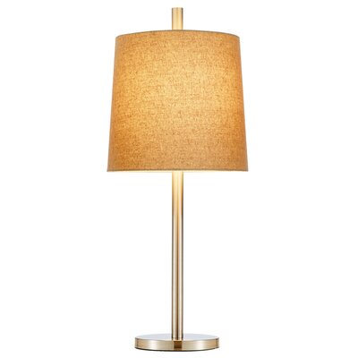 "Adesso Jayne 29"" H Table Lamp with Empire Shade"