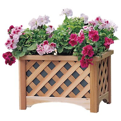 Windsor Rectangle Planter Box