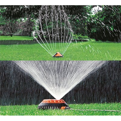 Claber Idrospray 2000 2-Arm Adjustable Sprinkler