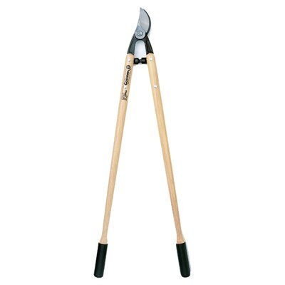 Professional Heavy Duty Bypass Pruner Loppers with Wood Handle