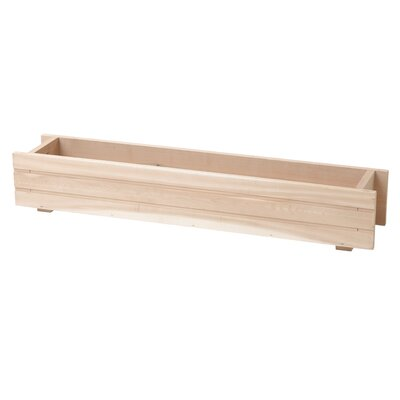 USA Cedar Planter Basic Window Box