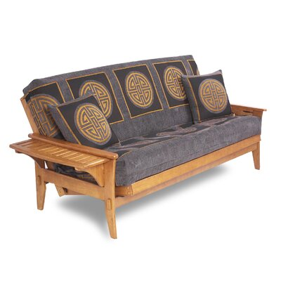 LifeStyle Solutions Santa Cruz Convertible Sofa