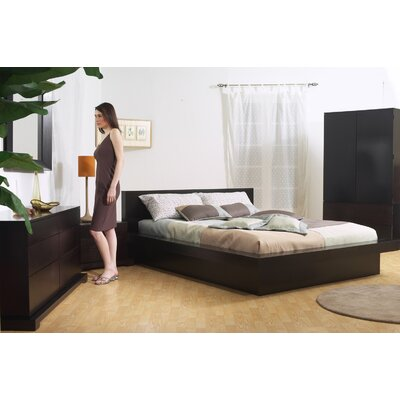 LifeStyle Solutions Zurich Platform Bedroom Collection