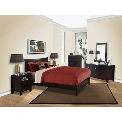 LifeStyle Solutions Canova Platform Bedroom Collection