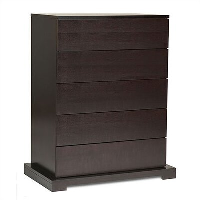 LifeStyle Solutions Zurich 5 Drawer Chest