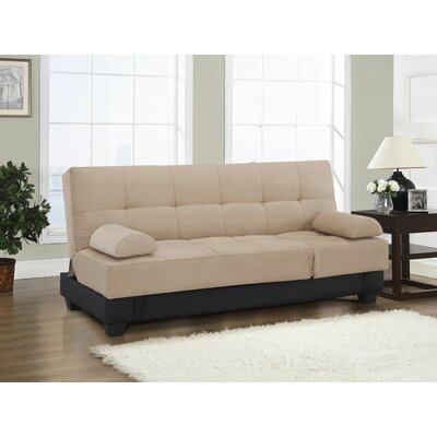 LifeStyle Solutions Serta Dream Convertible Sofa in Beige