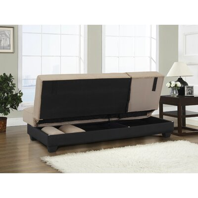 LifeStyle Solutions Serta Dream Convertibles Sleeper Sofa